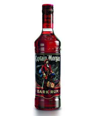 Captain Morgan Jamaica tamni rum u boci od 0,7L