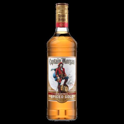 Captain Morgan Spiced Gold rum u boci od 0,7L