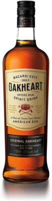 Bacardi Oakheart rum u boci od 0,7L