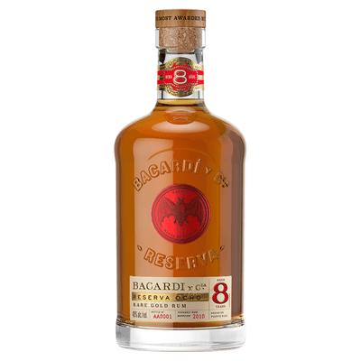 Bacardi Reserva Ocho rum u boci od 0,7L
