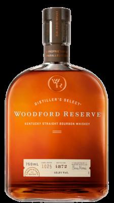 Woodford Reserve kentucky straight burbon whiskey u boci od 0,7L