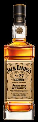 Jack Daniel's Gold 27 boca 0,7