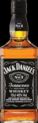 Jack Daniel's No.7 boca 0,7L