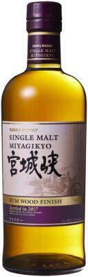 Miyagikyo japanski single malt viski u boci od 0,7l