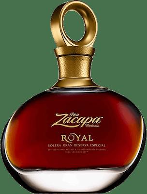 Ron Zacapa Royal rum boca