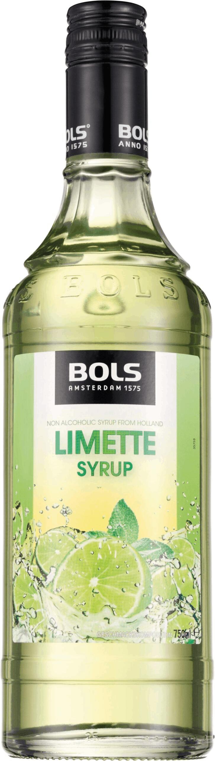 Bols Limette sirup 0,7L