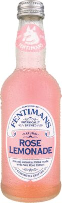 Fentimans Rose Lemonade u boci od 0,275L