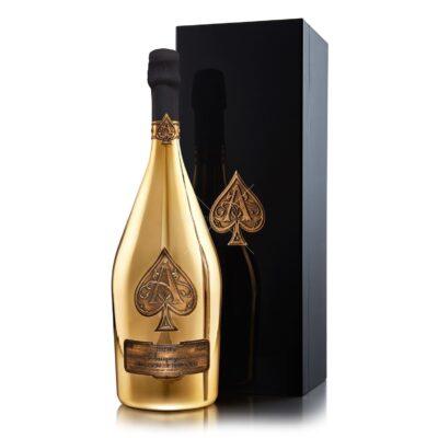 Armand de Brignac Brut Gold šampanjac boca s kutijom