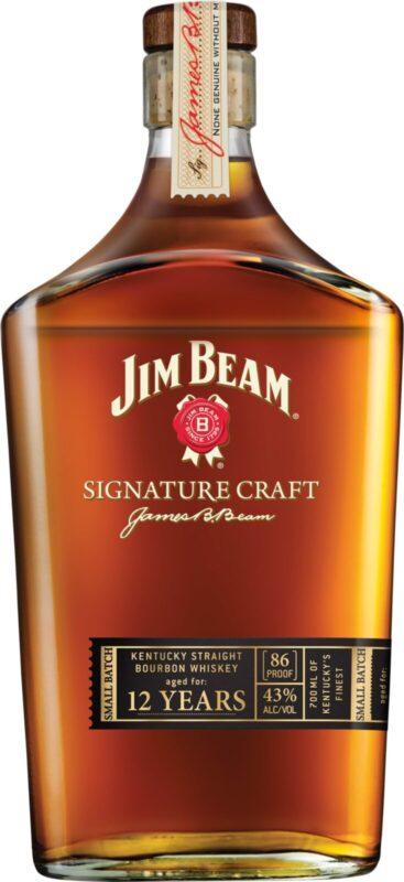 Jim Beam Signature Craft boca 0,7L