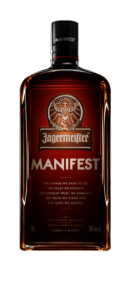 Jägermeister Manifest biljni liker u boci od 1L