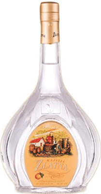 Zlatna kajsija boca 0,7