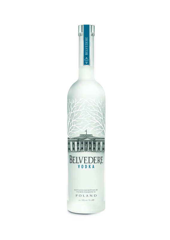 Belvedere Pure vodka u boci od 0,7L