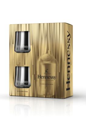 Hennessy Very Special poklon kutija + dvije čaše