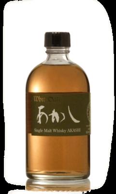 Akashi single malt japanski viski u boci od 0,5L