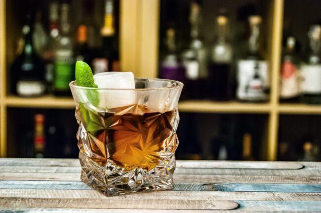 Tequila servirana u čaši